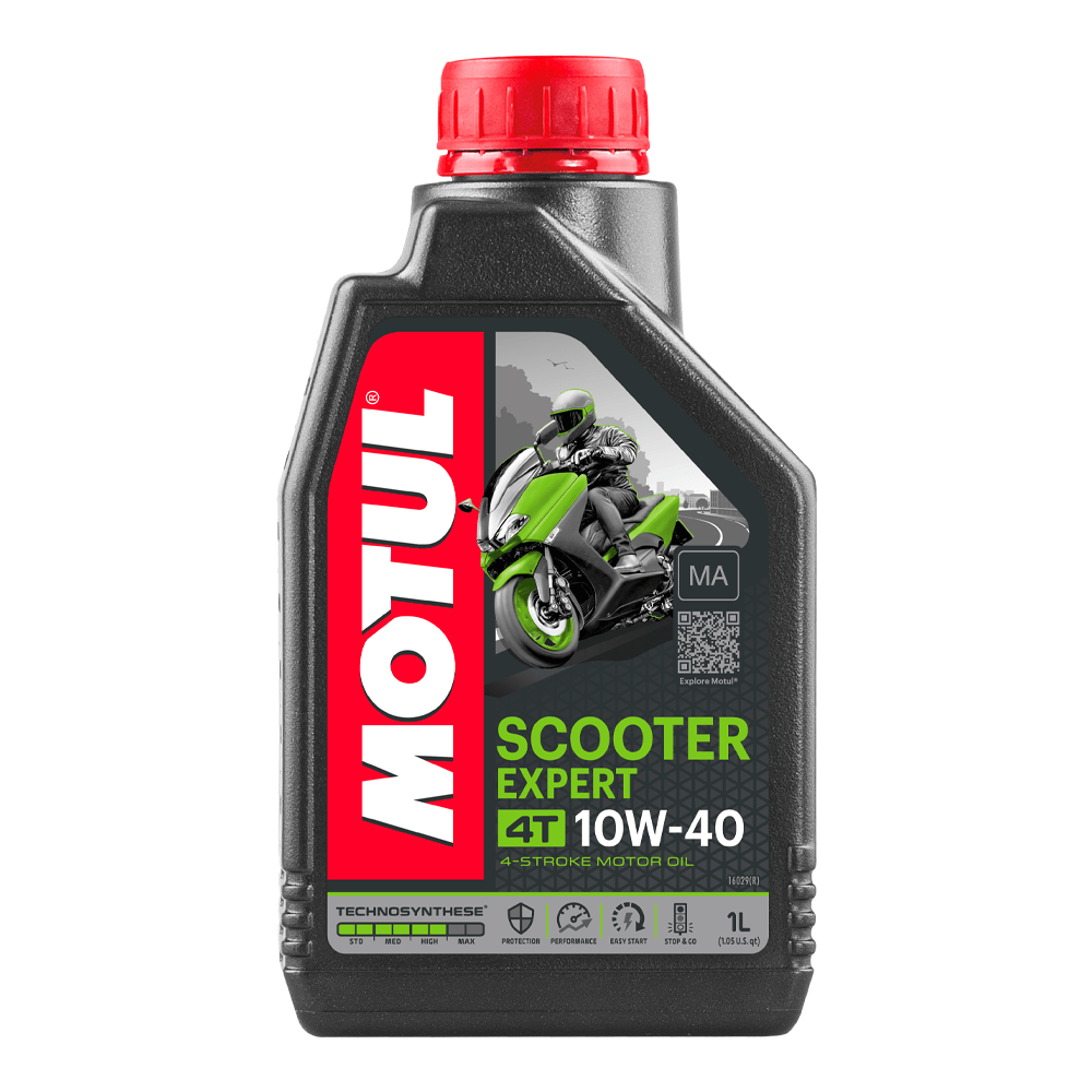 Scooter Expert 4T 10W40 MA