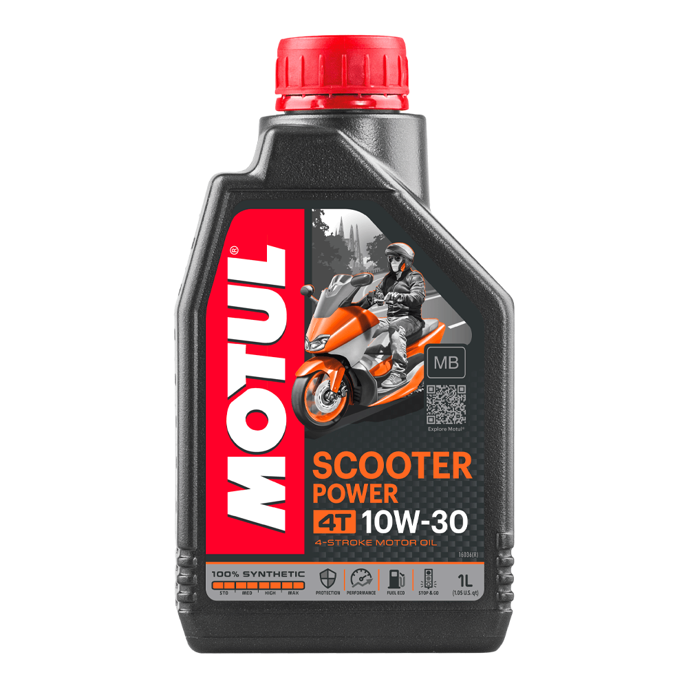 Scooter Power 4T 10W30 MB 1L