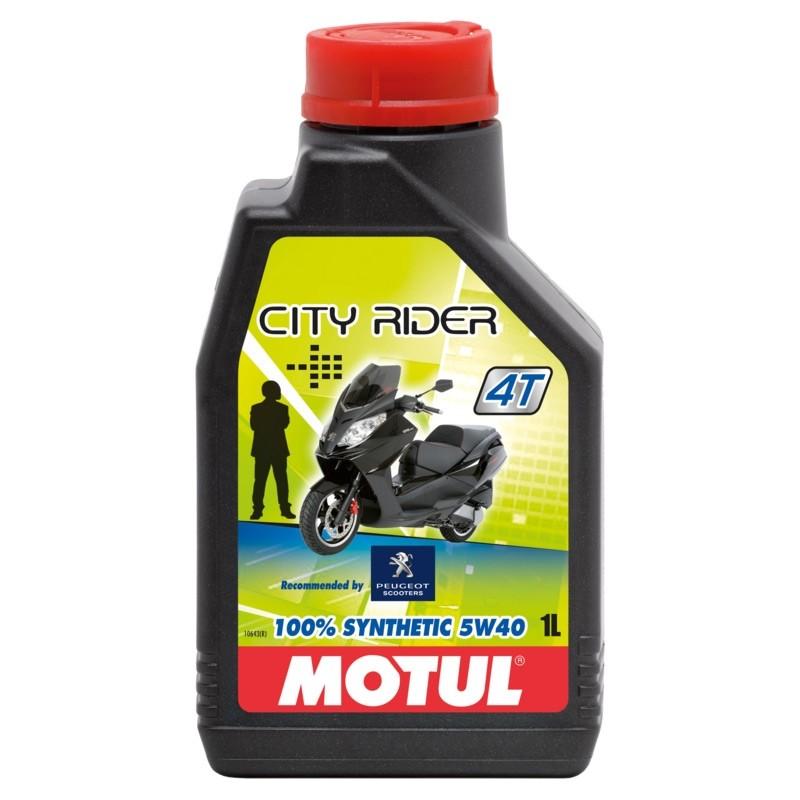 City Rider 4T 5W40