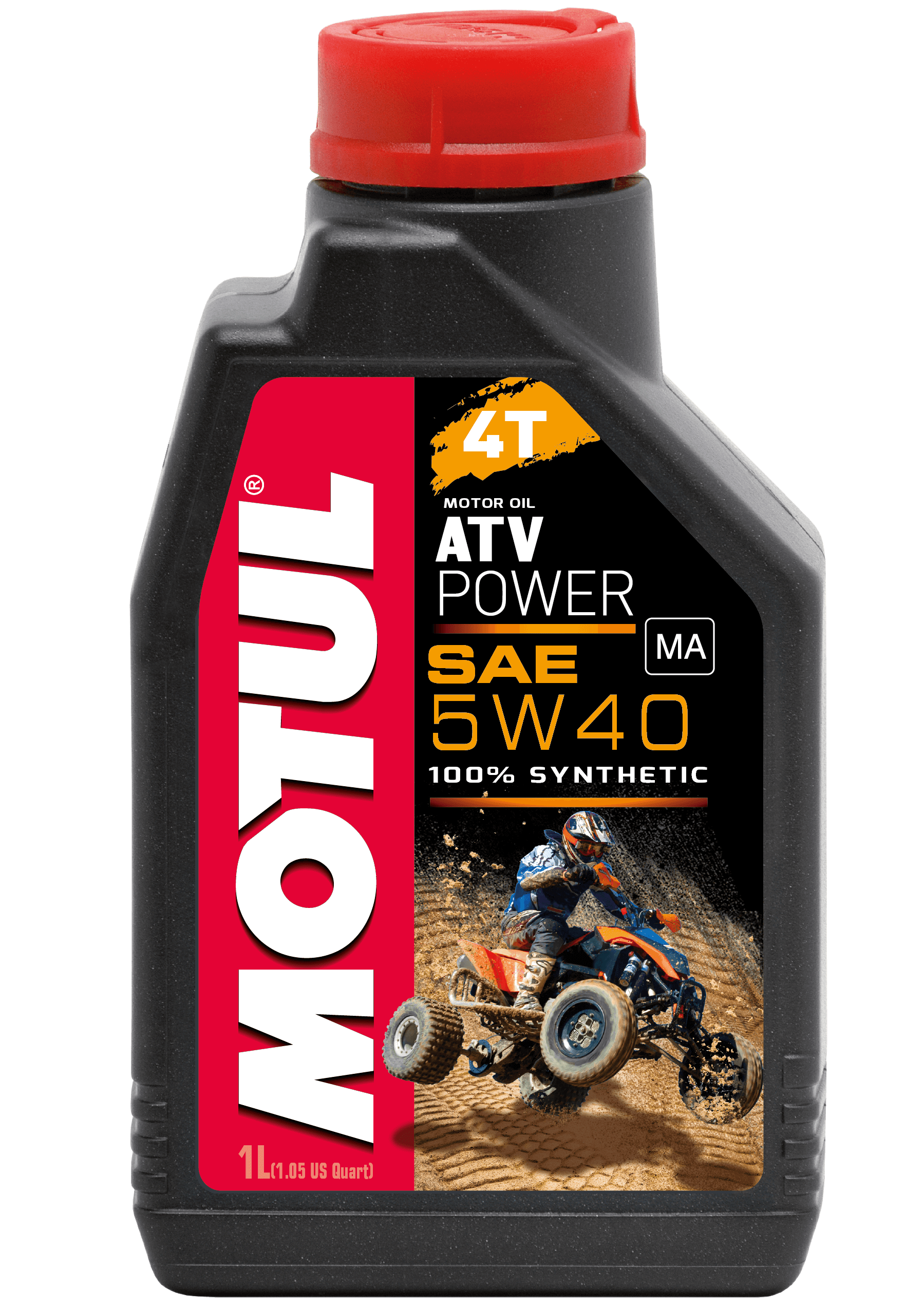 ATV Power 4T 5W40