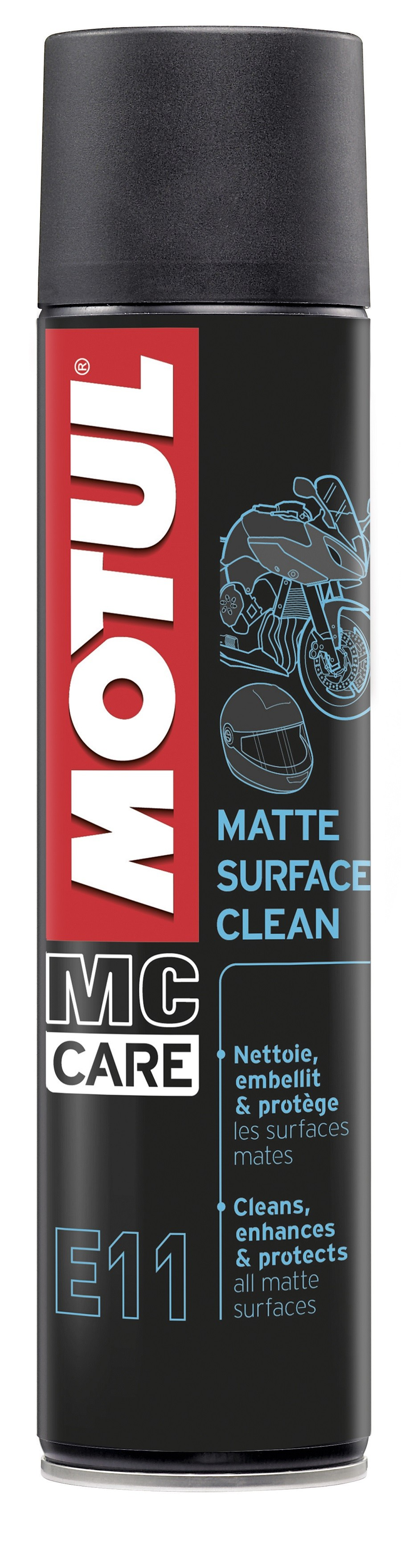 E11 Matte Surface Clean