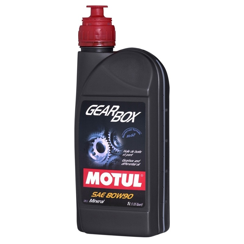 Gearbox 80W90