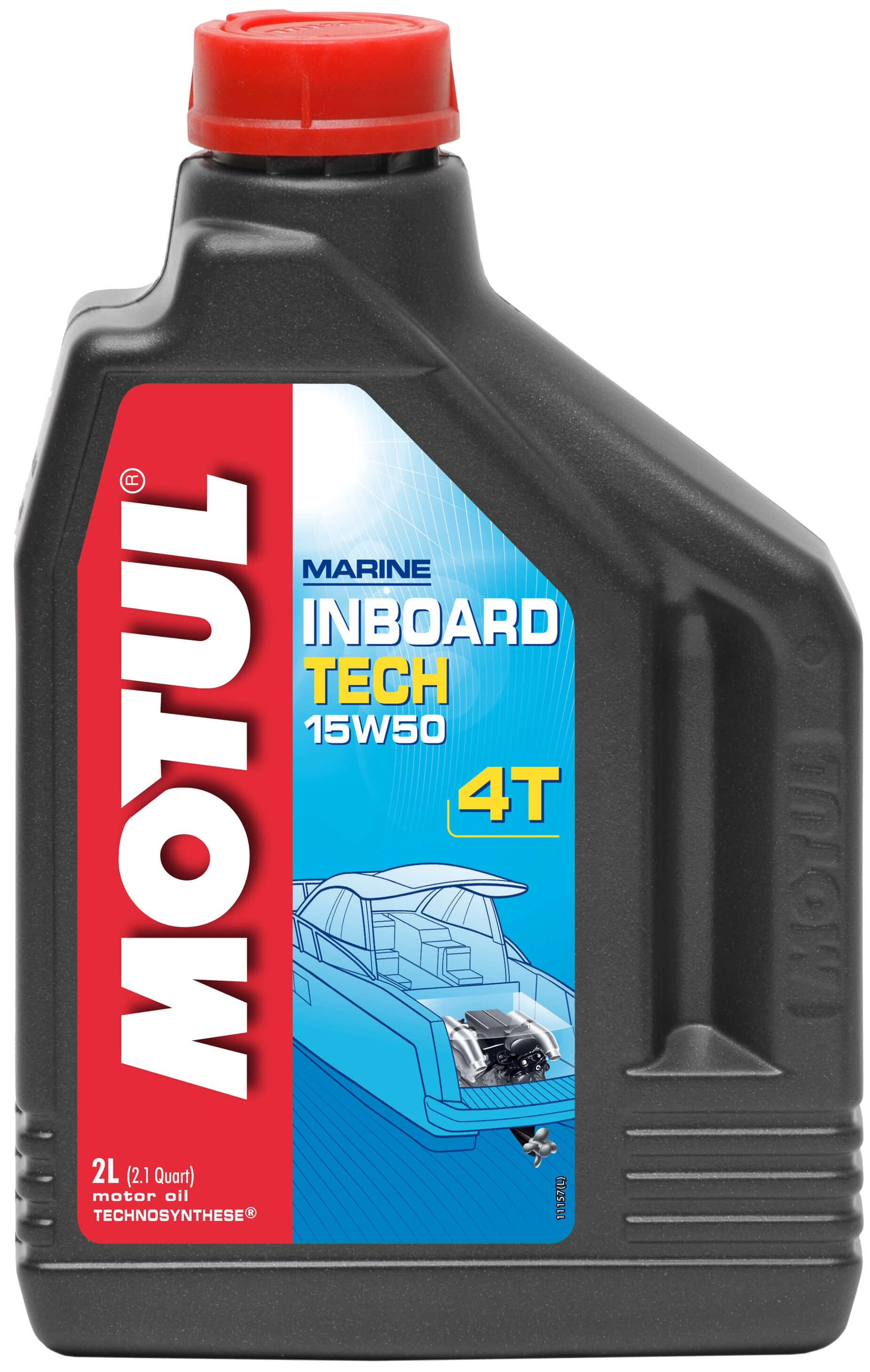 Inboard Tech 4T 15W50
