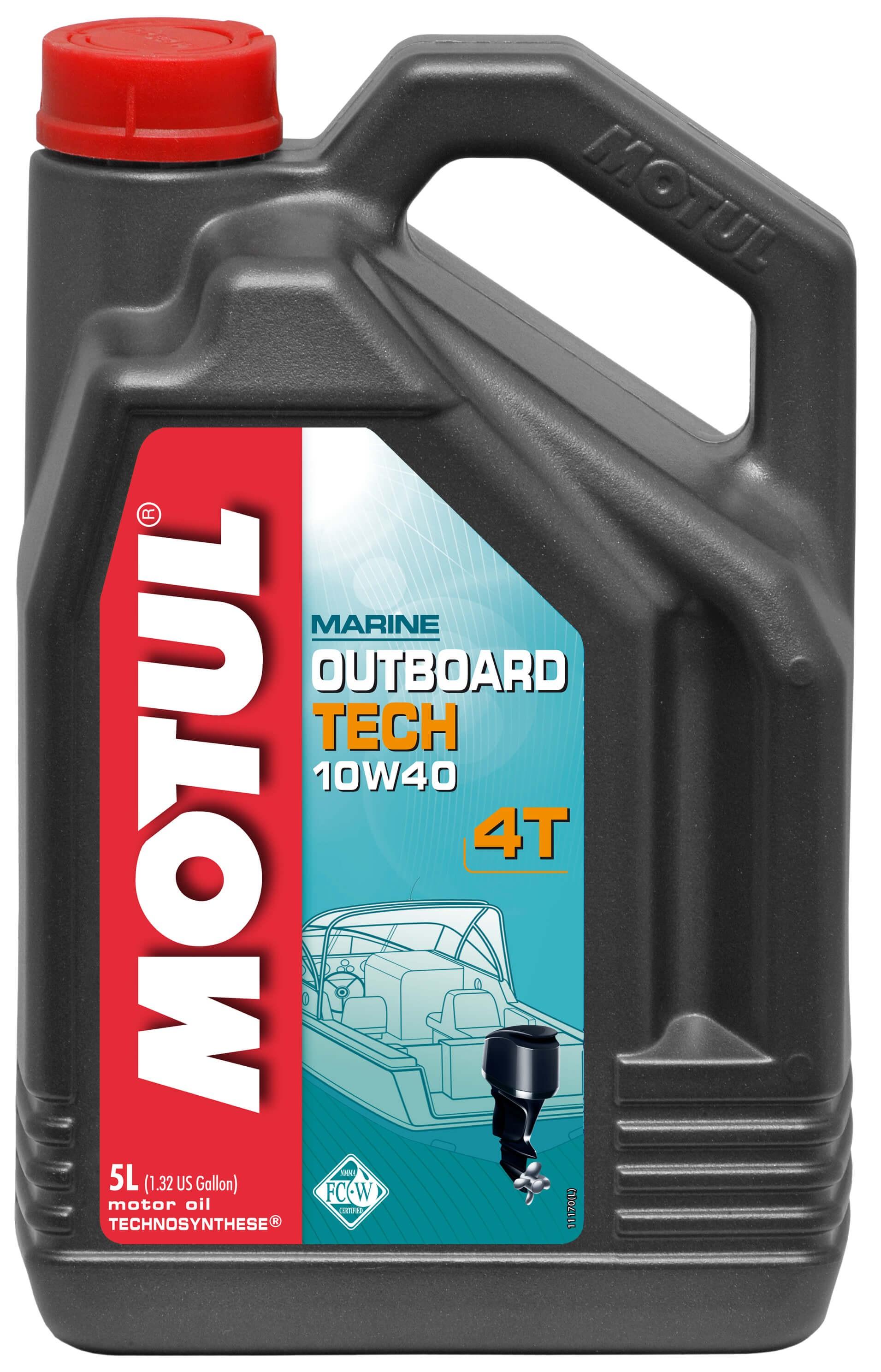 Outboard Tech 4T 10W40
