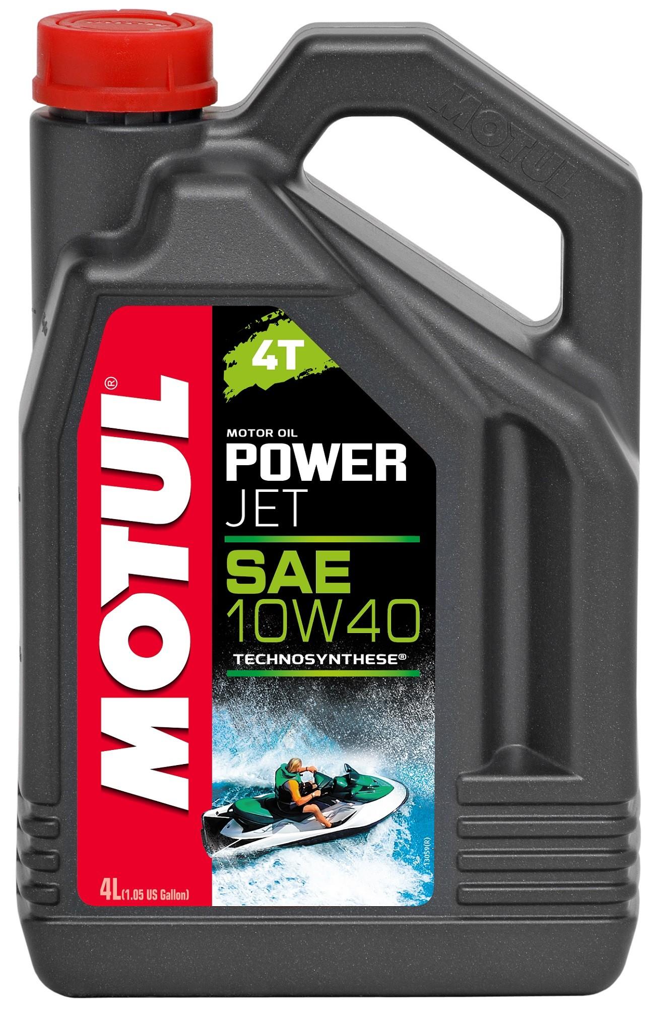 Power Jet 4T 10W40