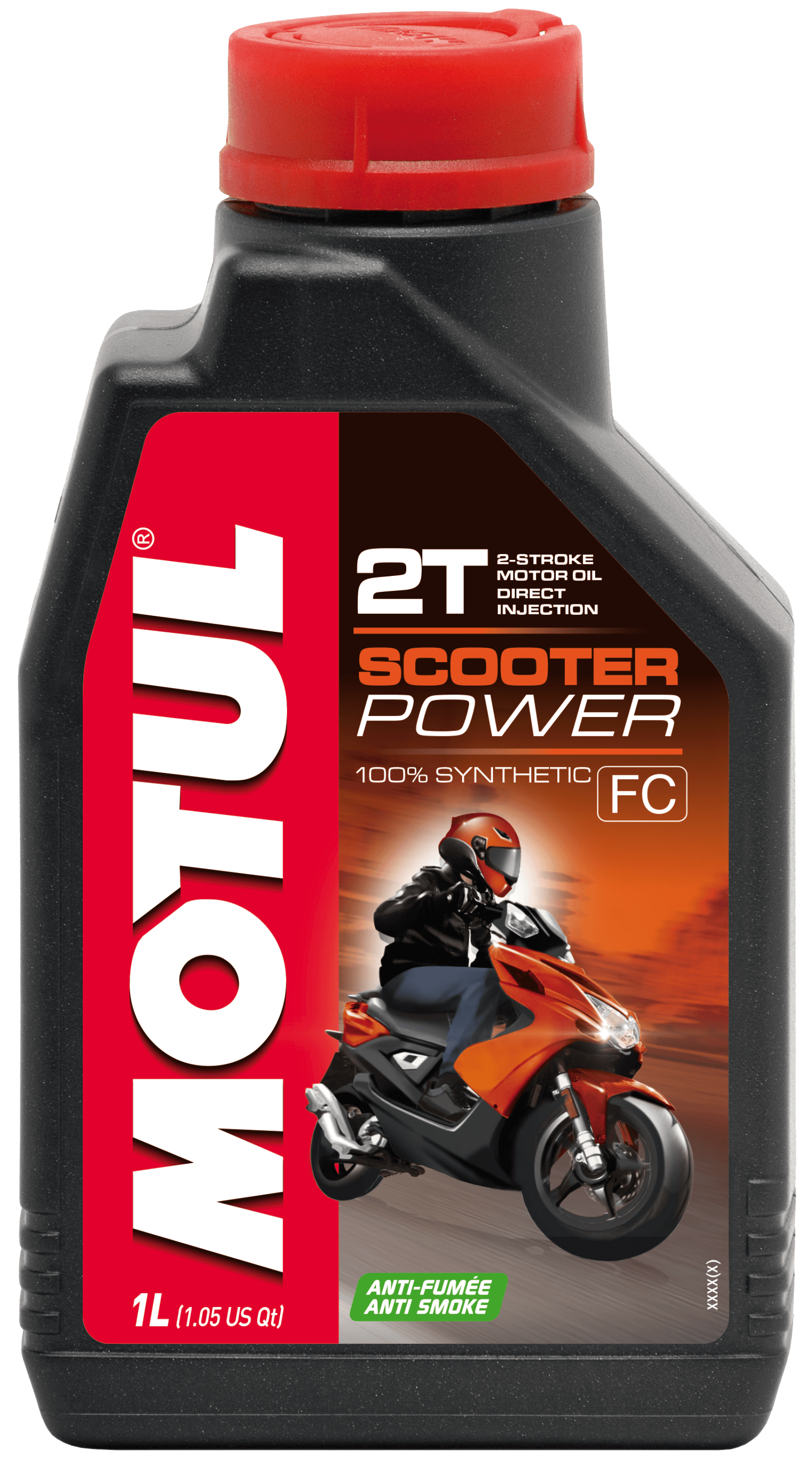 Scooter Power 2T