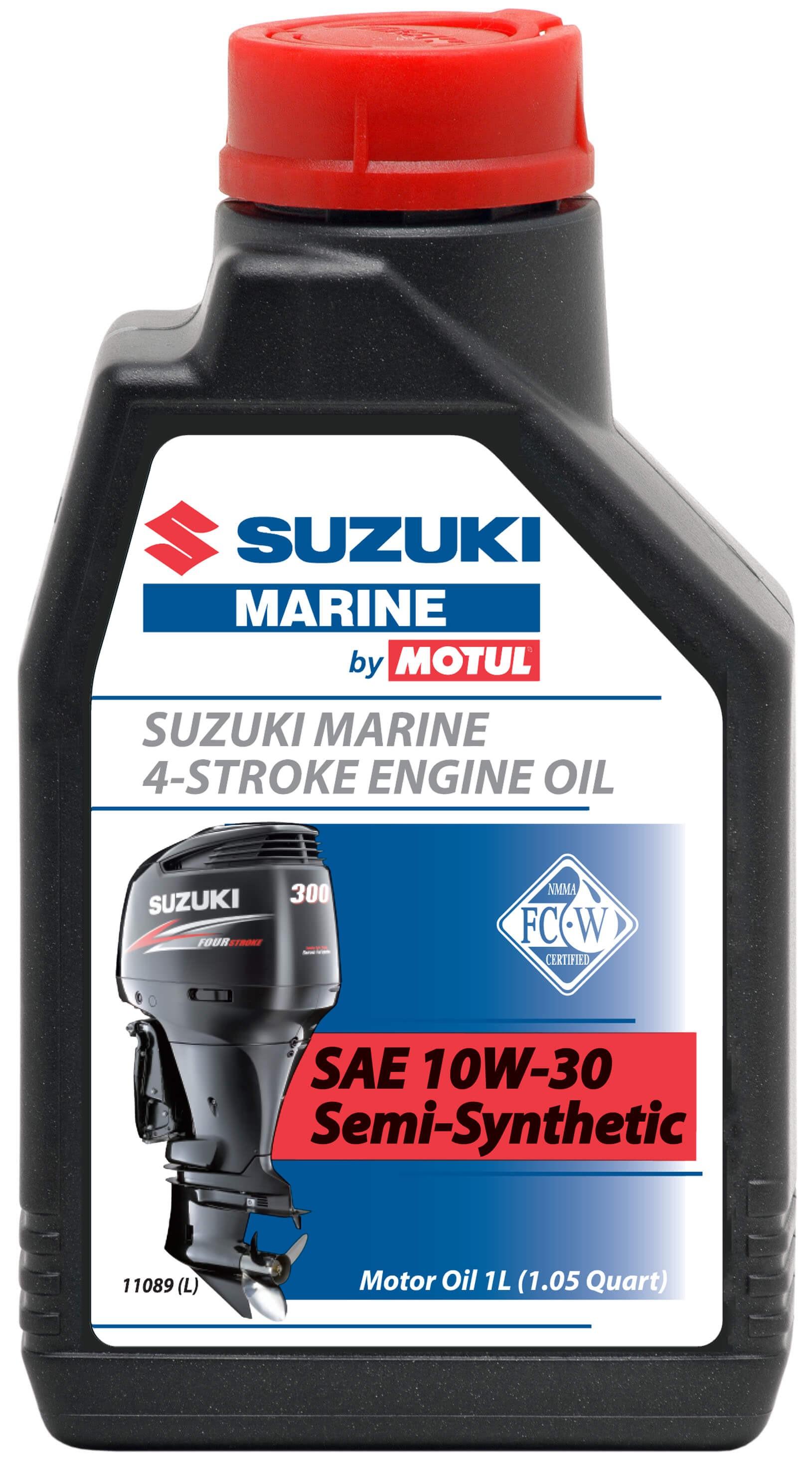 Suzuki marine 4T Engine oil 10W30