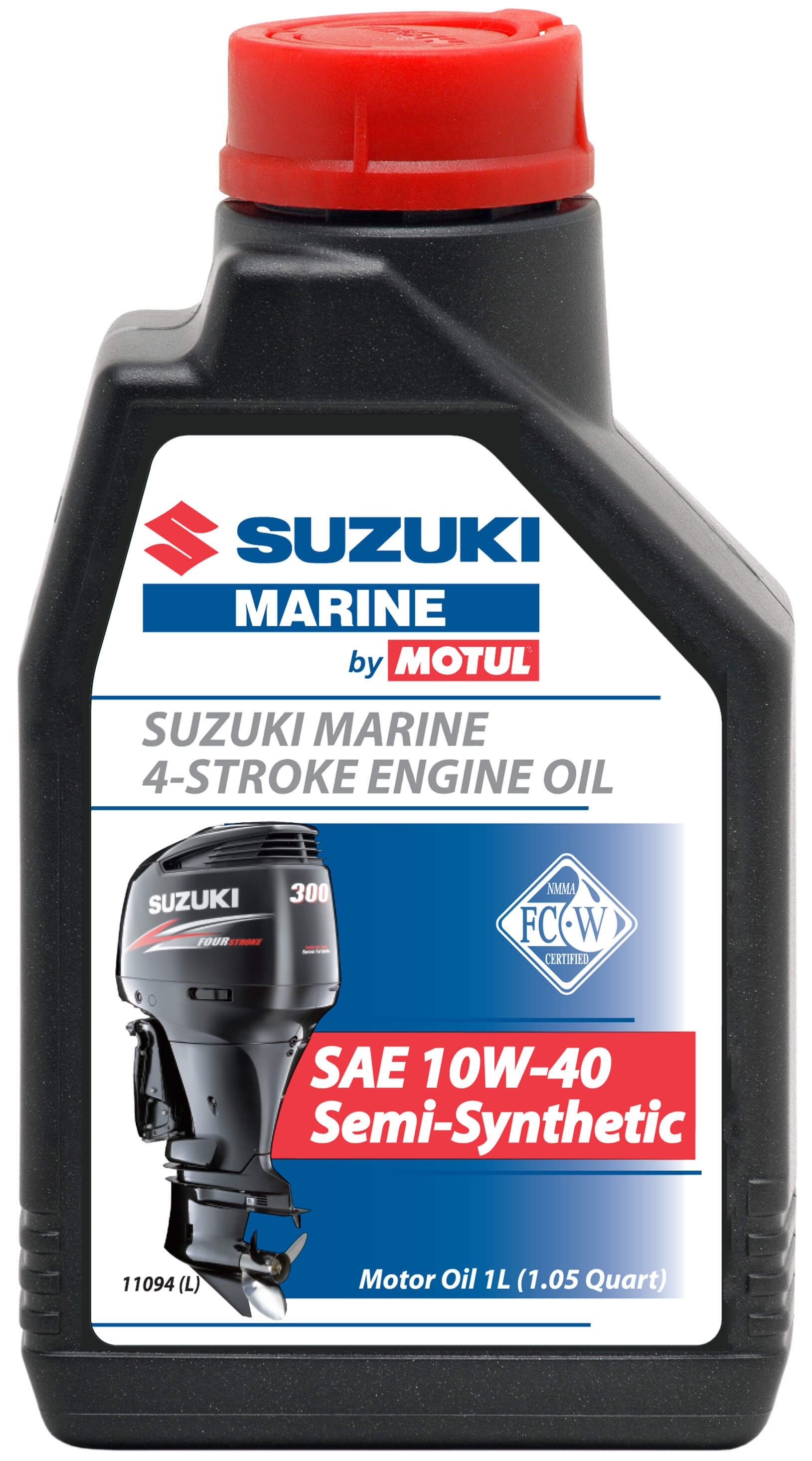 Suzuki marine 4T Engine oil 10W40