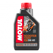 Scooter Power 4T 5W40 MA