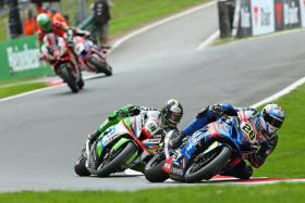 Podium success for Ray and McConnell at Cadwell BSB