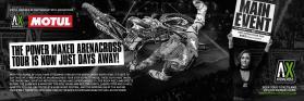 Power Maxed Arenacross Tour