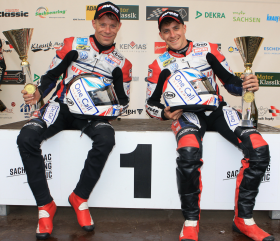 BIRCHALL BROTHERS TAKE THE WIN IN SACHSENRING