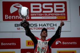 Moto Rapido finishes British Superbike series on a high!