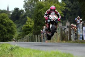 BURROWS ENGINEERING RACING TAKES POSITIVES AS WEATHER THWARTS ARMOY ROAD RACES