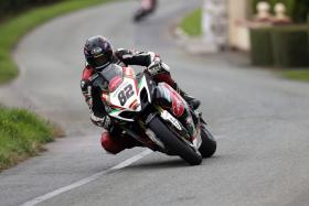 Derek Sheils doubles up at Killalane on Irish return.