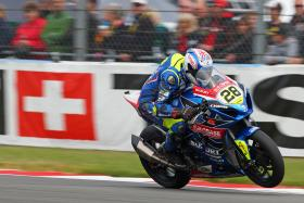 Points and progress for Ray and Buildbase Suzuki on WSBK debut